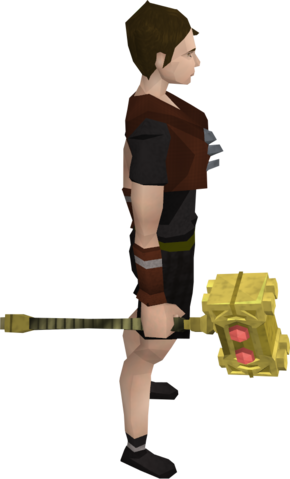 File:Golden hammer equipped.png