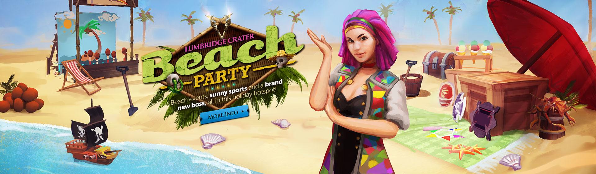 Image - Summer Beach Party head banner.jpg | RuneScape Wiki ...