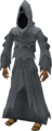 Christmas ghost costume equipped.png