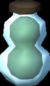 Gas vial (chlorine) detail