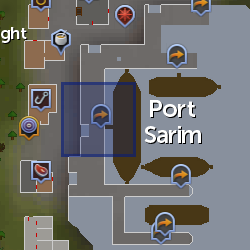 Captain Tobias location