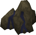 File:Mithril ore rock old.png