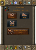 Combat styles interface old5