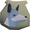 Spirit wolf pouch (Wolf Whistle) detail.png