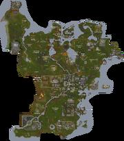 Kandarin map