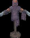 Slayer skill training dummy detail