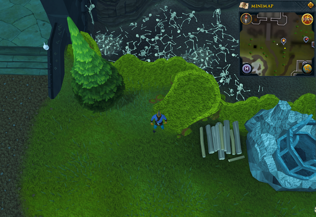 File:Compass clue Ice Mountain south-east of Black Knights' Fortress.png
