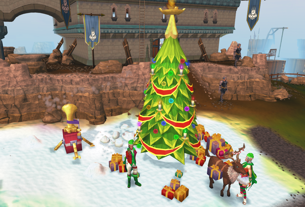 Santa's head elf   RuneScape Wiki   FANDOM powered by Wikia