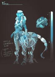 Fern concept artwork