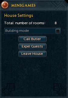 House options
