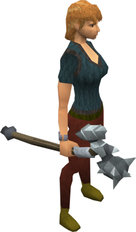 File:Gorgonite maul equipped.png
