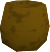 Pot (unfired) detail