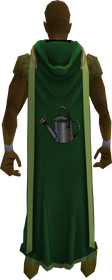 Hooded farming cape (t) equipped