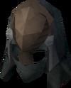 Stegoleather coif detail