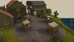 Draynor market old