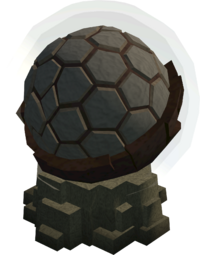 Stone of Jas detail