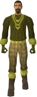 Thorkel Silkbeard