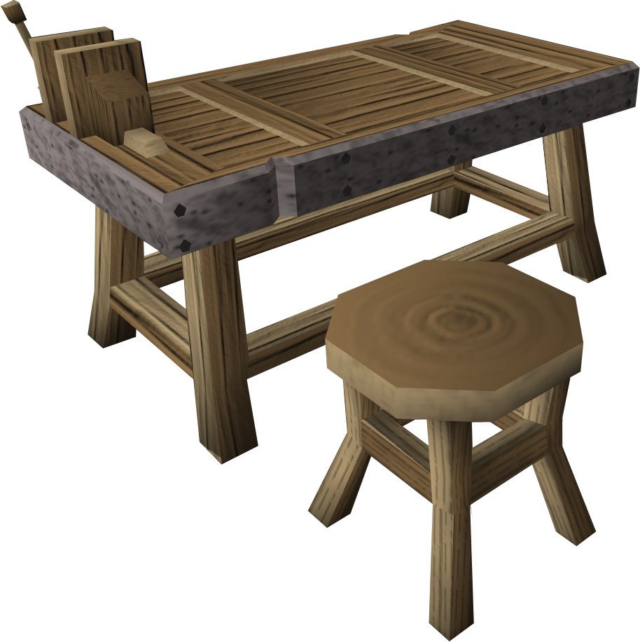 Bench With Vice Runescape Wiki Fandom Powered By Wikia