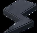 Stone shape (lightning)