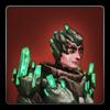 Stoneheart armour icon (female)