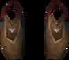 Warpriest of Armadyl boots detail