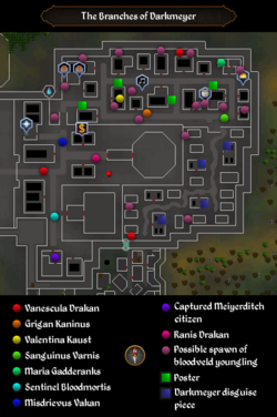 The Branches of Darkmeyer map