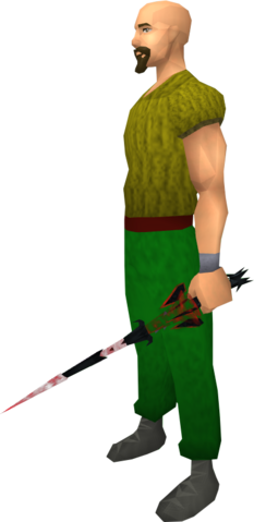 File:Off-hand drygore rapier (blood) equipped.png