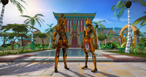 Ancient Mummy Outfit news image