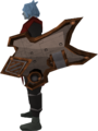 Dwarven shield equipped.png
