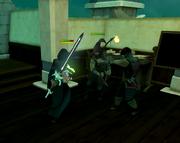 Fighting Fistandantilus and Zaromark