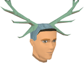 Antlers (charged) chathead