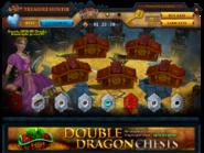 Treasure Hunter Dragon chests
