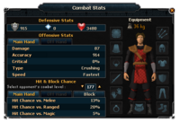 Combat Stats interface old9