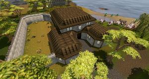 Crafting Guild exterior