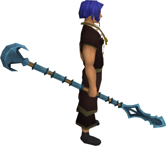 File:Rune spear equipped.png