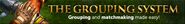 Grouping system lobby banner