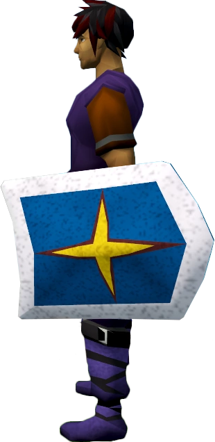 File:Rune kiteshield (Saradomin) equipped.png