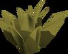 Gold herb detail
