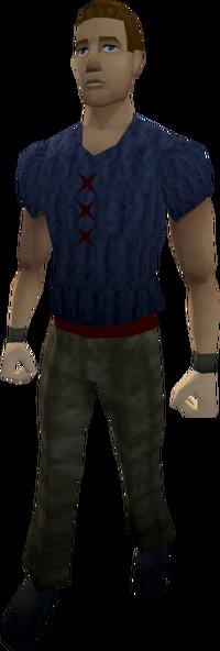 Man (Gower Quest)