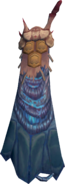 Abomination cape detail