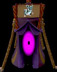 Big Chinchompa portal (spring fayre) (active)