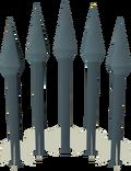 Wallasalkibane bolt detail