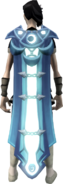Lunarfury Cape (Tier 2) equipped