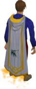 Summoning master cape equipped
