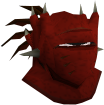 Dragon full helm chathead old