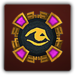 Mystical gaze icon