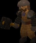 Black Guard KOTD old