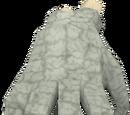 Crawling hand