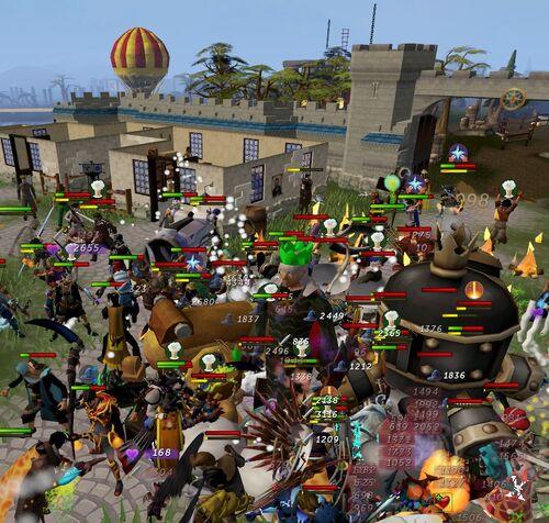 Falador Massacre news image