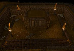 Rogue's Den safes